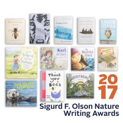 The winning books of the SONWA Awards