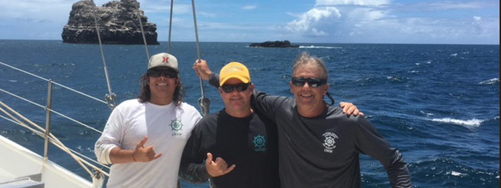 Northland College alumnus Matt Claybaugh directs Merimed in Hawaii