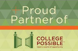 College Possible badge