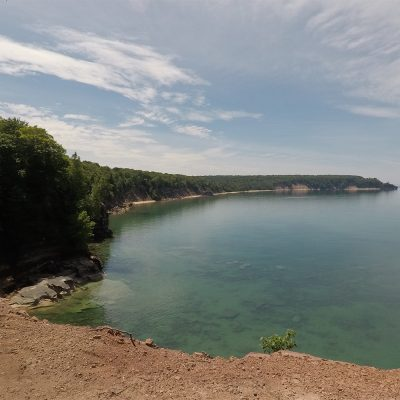 A view from Grand Island