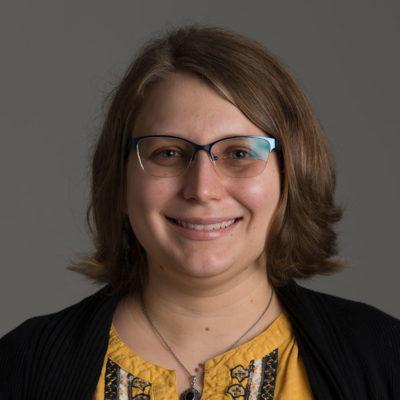 Michaela Carlson headshot faculty
