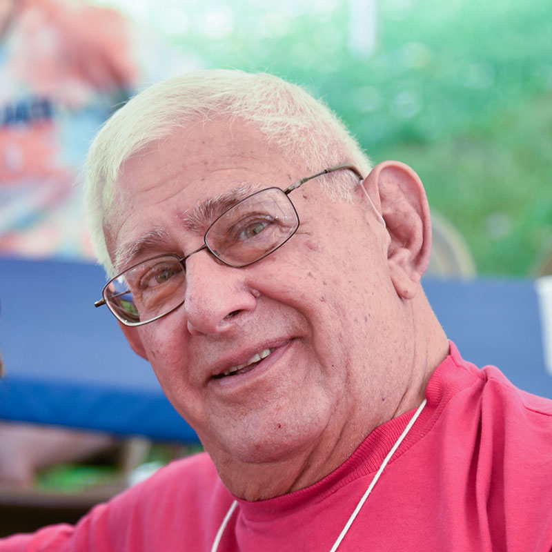 Alumni Association Award winner Stu Goldman