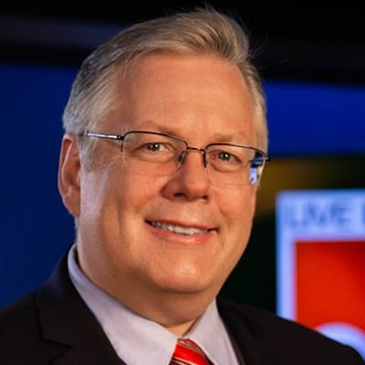 CBS3 meteorologist Dave Anderson