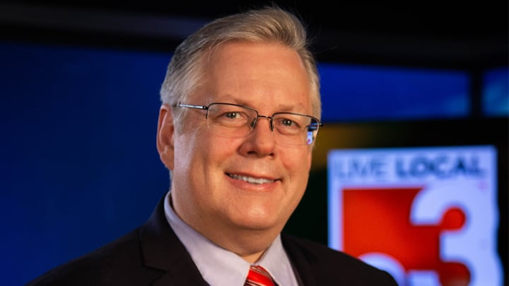 CBS3 meteorologist Dave Anderson