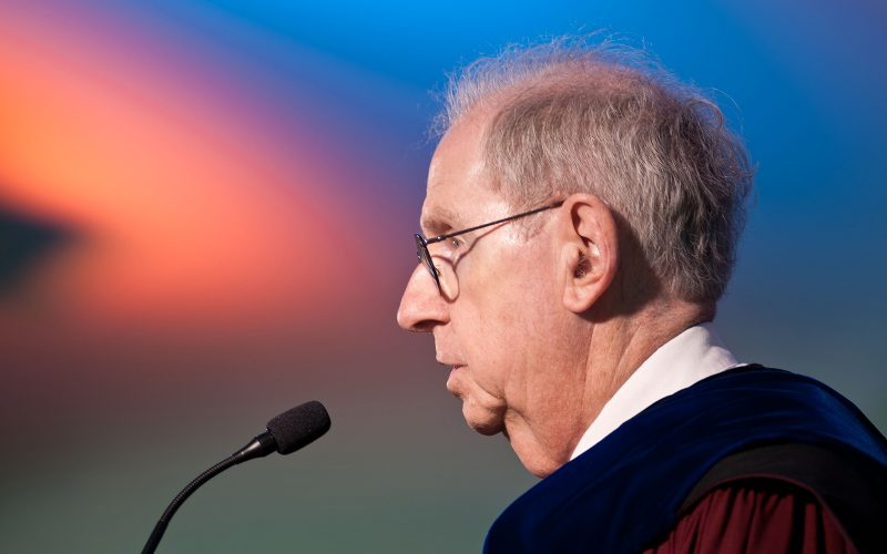 Northland College President Suomi Inauguration Celebration Dr. Rolf Wegenke