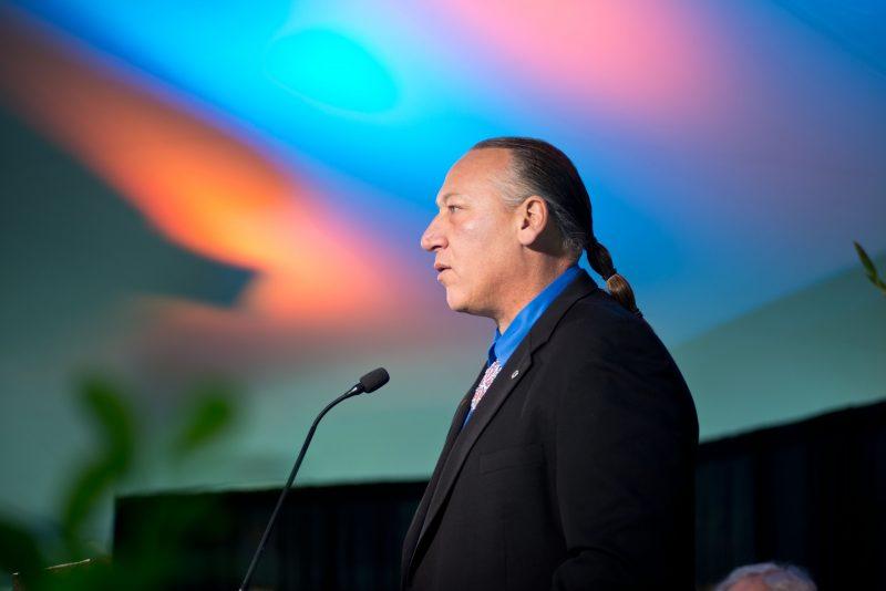 Northland College President Suomi Inauguration Celebration Michael Isham Jr. Speech