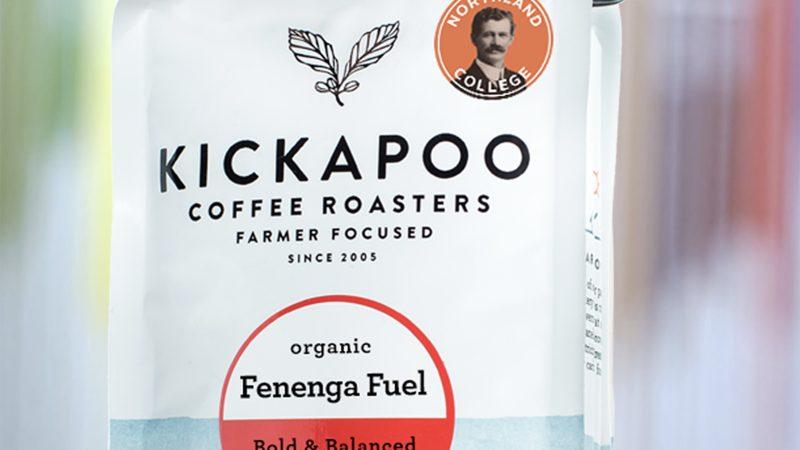 Fenenga Fuel coffee, Kicakpoo Coffee Roasters