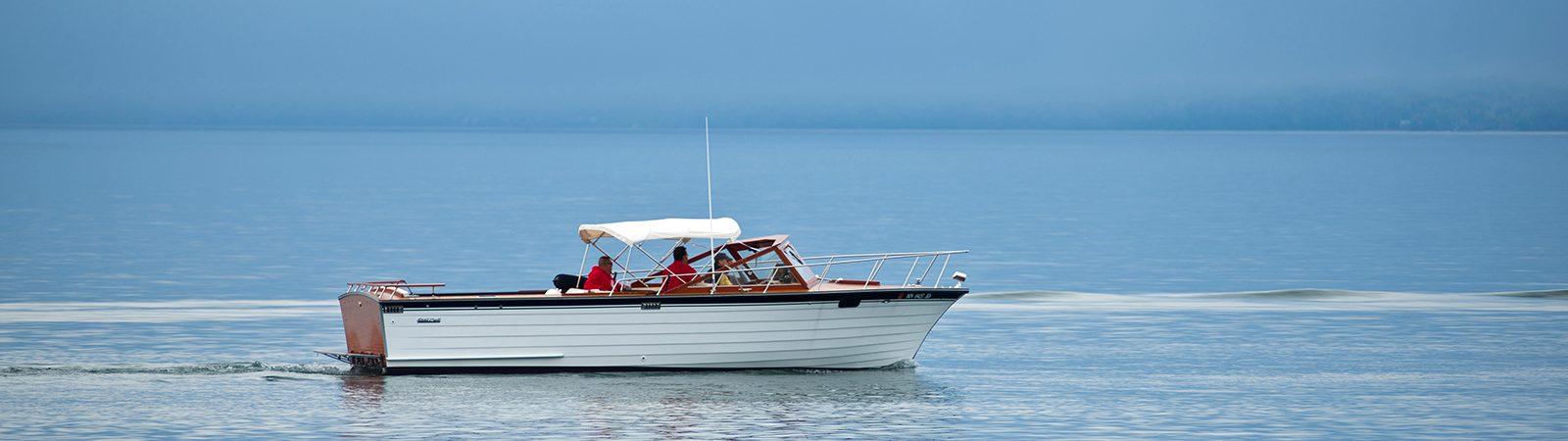 Boating on Lake Superior, Water Summit