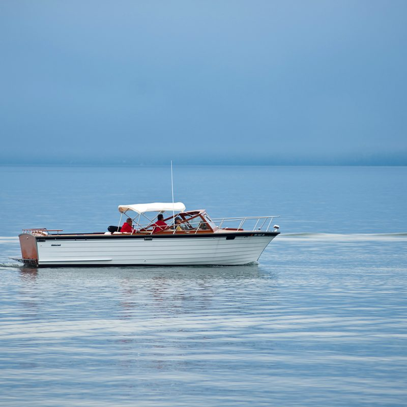 Boating on Lake Superior, Water Summit