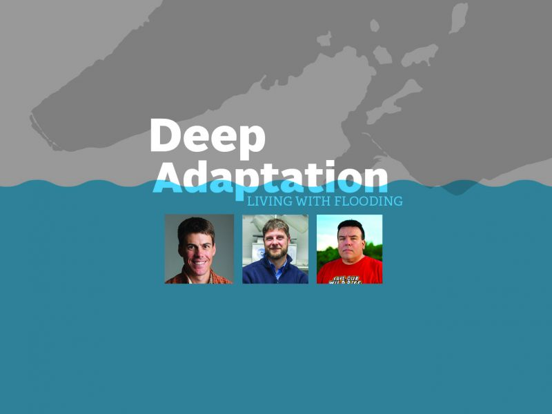 Deep Adaptation: Living with Flooding panel