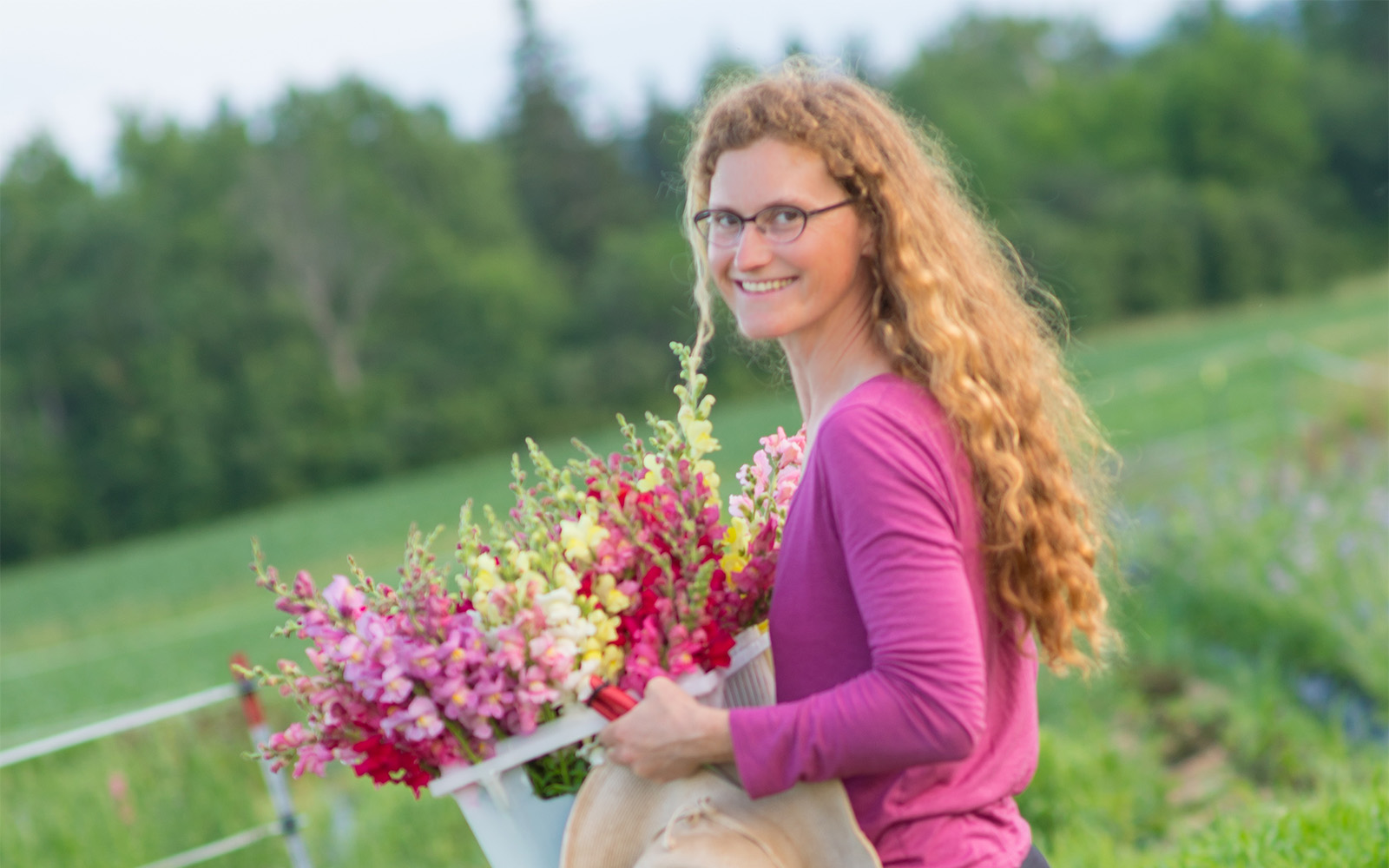 Melissa Fischbach of Wild Hollow Farm