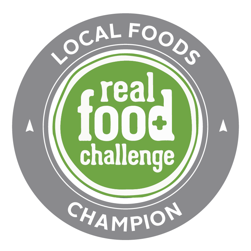 Northland College is a Local Foods Champion and Real Food Challenge Participant