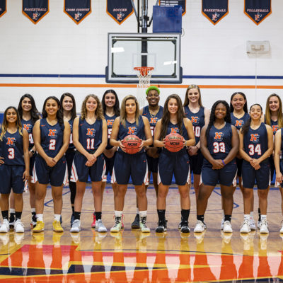 Northland College Women's Basketball Team