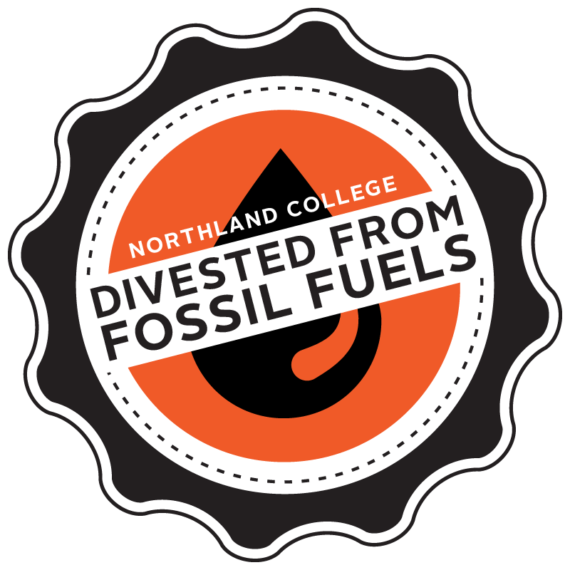 Northland College is Divested from Fossil Fuels