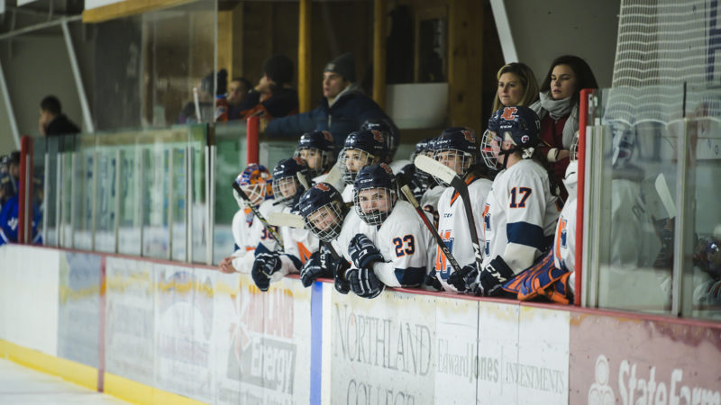Northland College women's hockey team