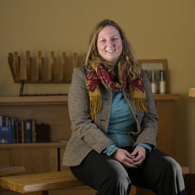 Northland College staff Stacy Craig