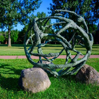 Campus Sculpture Chat