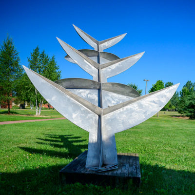Campus Sculpture Upcountry