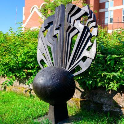Campus Sculpture Ventaglio