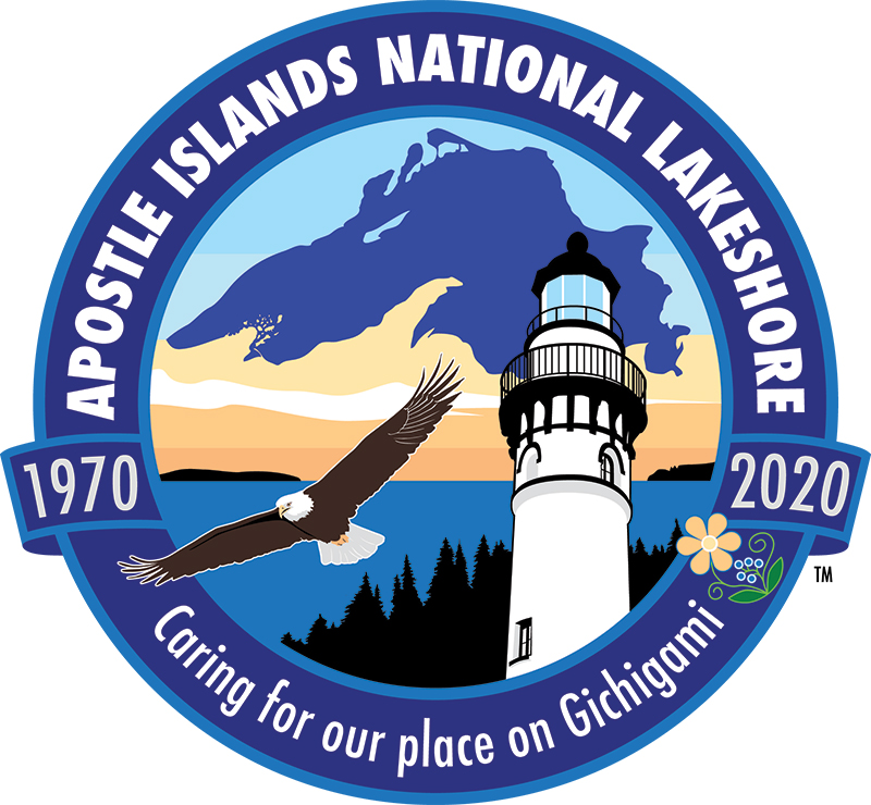 Apostle Islands National Lakeshore logo
