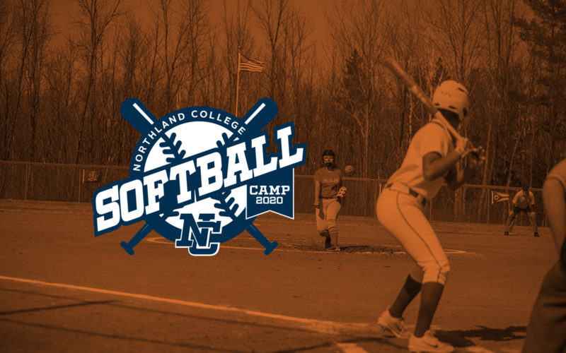 Northland College softball camp
