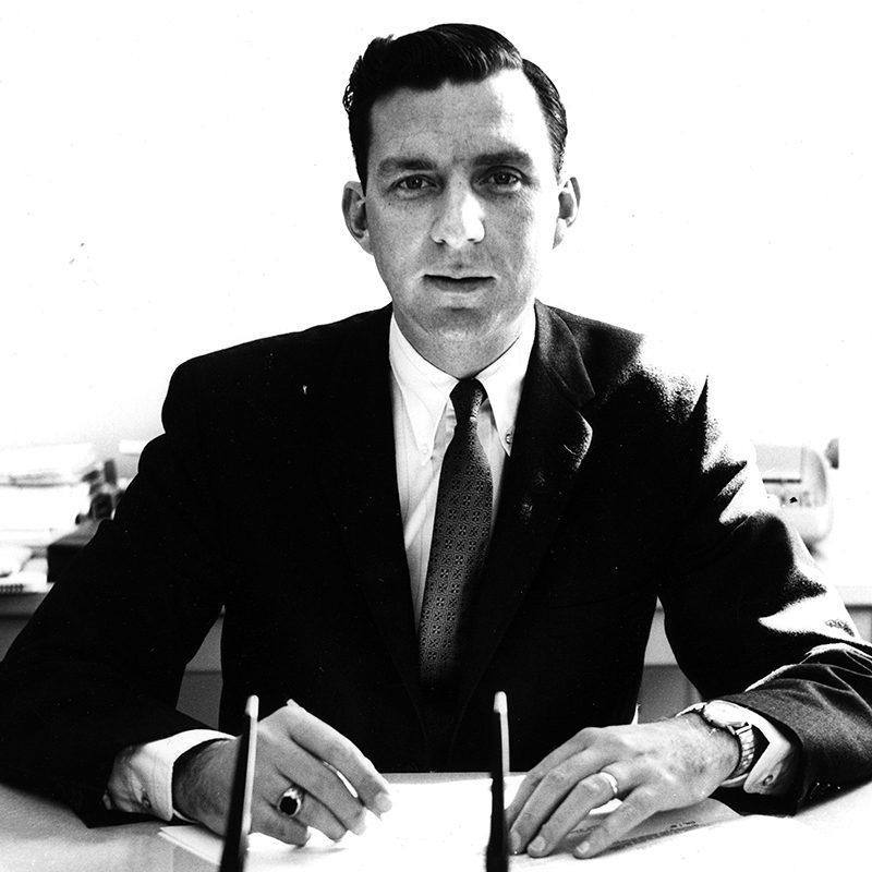 President Robert V. Cramer<br />1968-1971