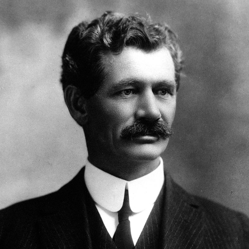 President M.J. Fenenga<br />1899-1914