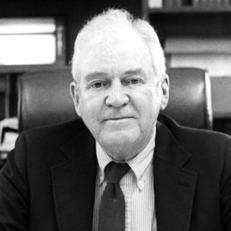 President Malcolm McLean<br />1971-1987