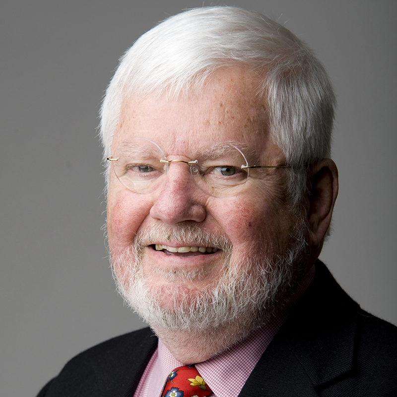 President Robert Rue Parsonage<br />1987-2002
