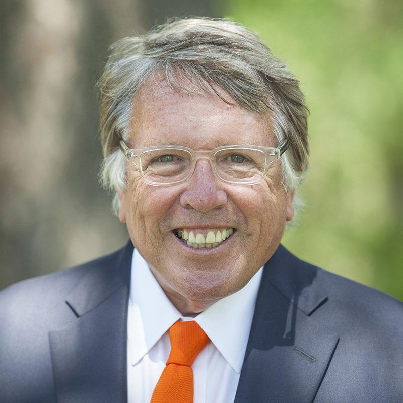 President Marvin J. Suomi<br />2018-2019