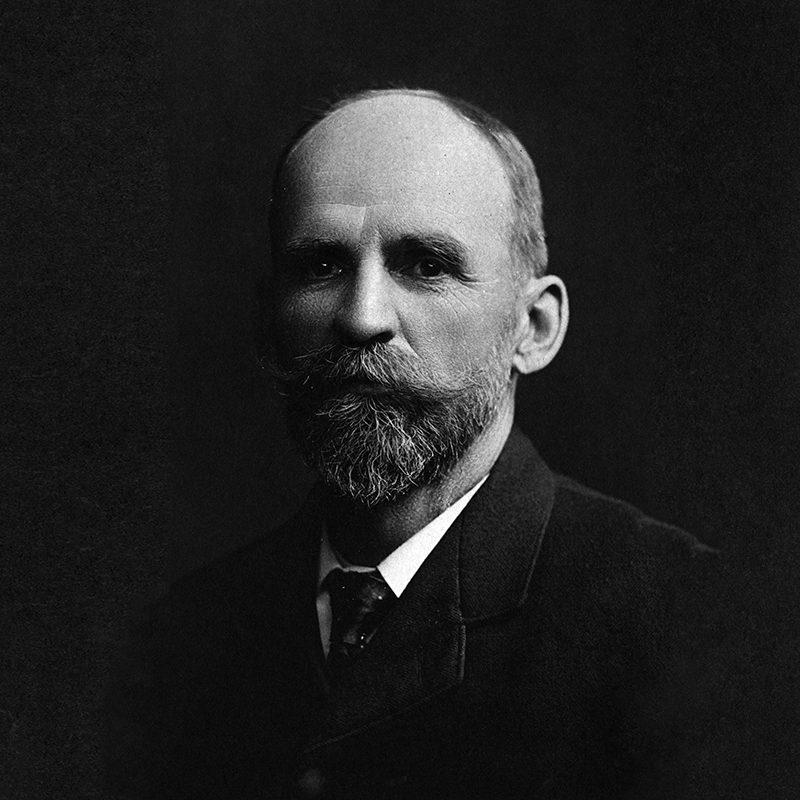 President Edward Payson Wheeler<br />1892-1899