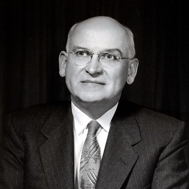 President Lewis H. Brumbaugh<br />1947-1953