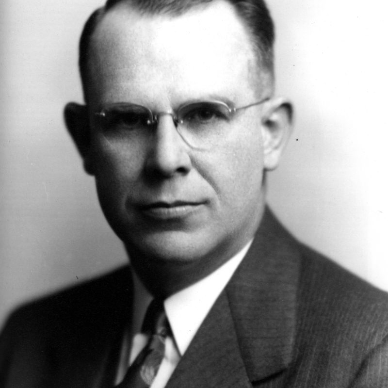 President John A. Reuling<br />1942-1945