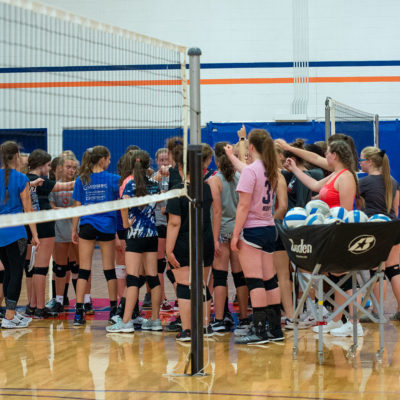 Northland College Volleyball Camps