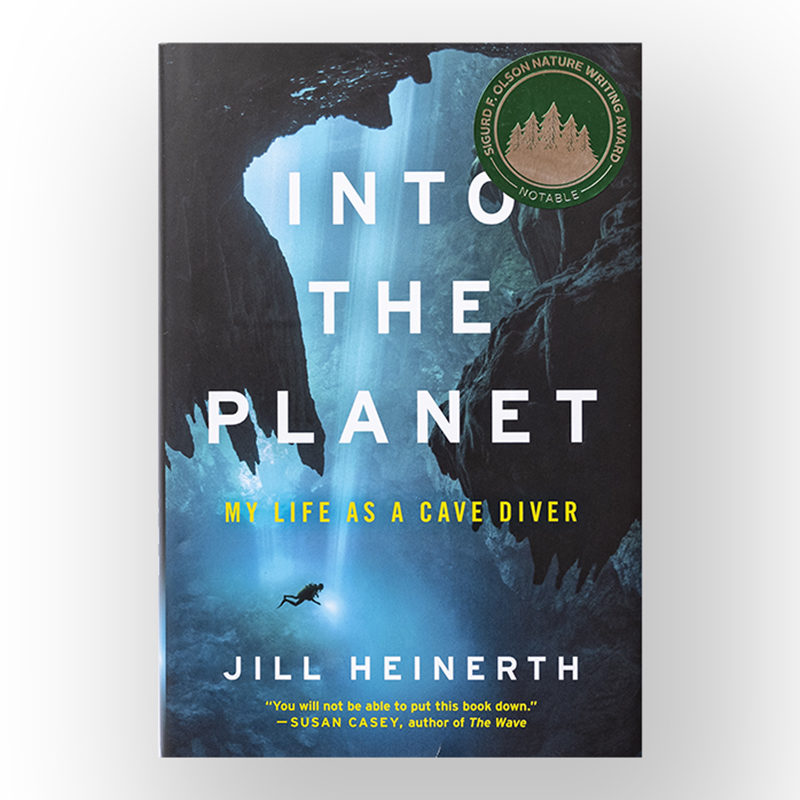 2019-SONWA Notable Award, Into The Planet, Jill Heinerth