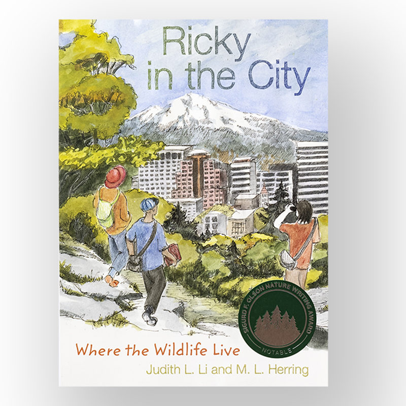 2019-SONWA Notable Award, Ricky in the City, Judith Li and M.L. Herring