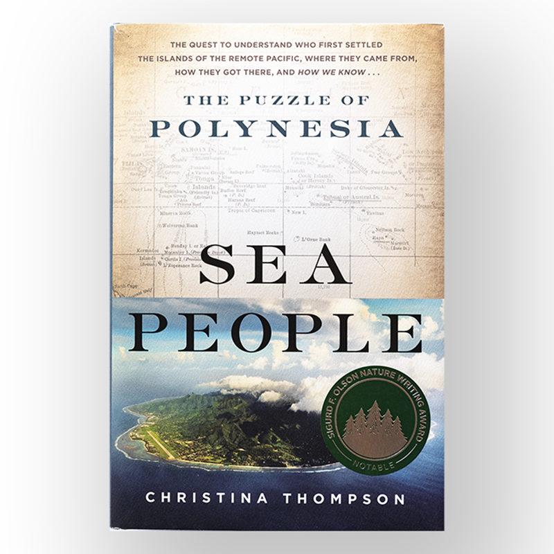 2019-SONWA Notable Award, Sea People, Christina Thompson
