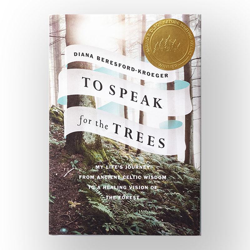 2019-SONWA Adult Winner Award, To Speak For The Trees, Diana Beresford-Kroeger