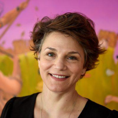 Mary O'Brien headshot
