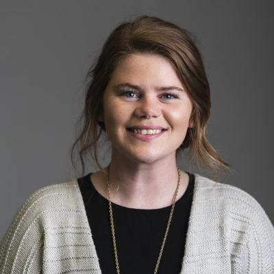 Northland College Mackenzie Peterson headshot