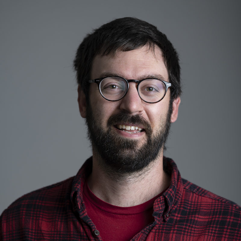 Noah Goyke, faculty