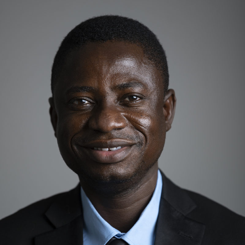 Alhassan Ndekugri, faculty