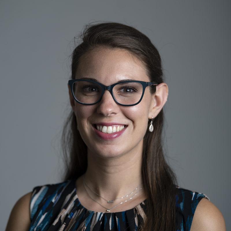 Danielle Sneyd, faculty
