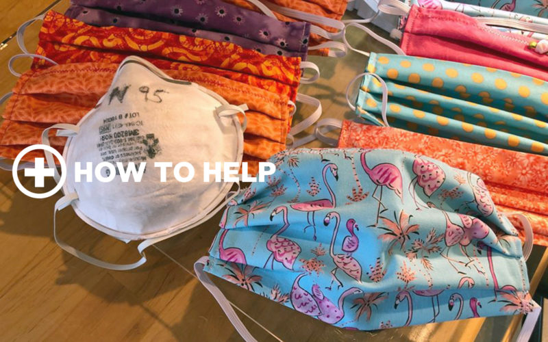 Face Masks - How to Help with COVID-19