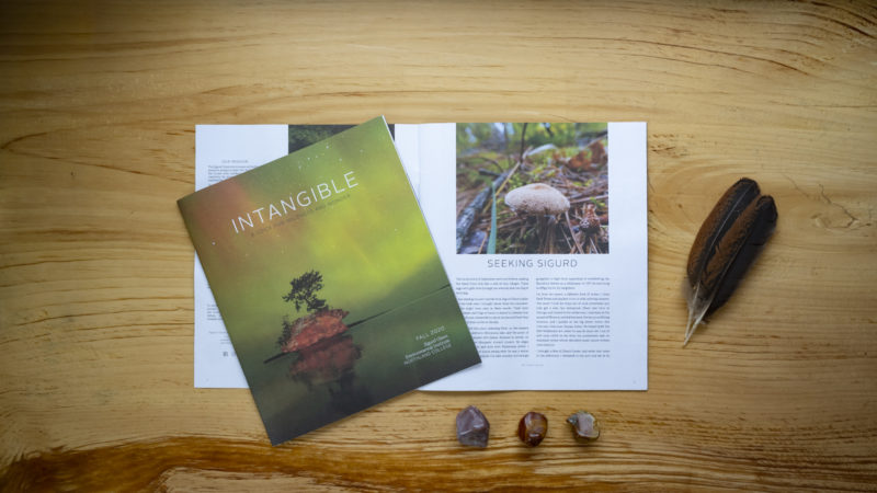 Intangible Fall 2020 Issue