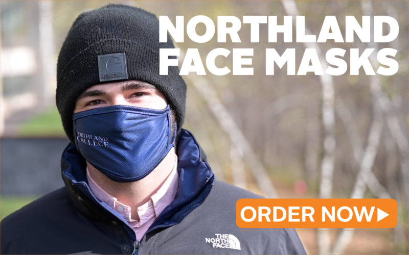Northland College Face Mask for Sale
