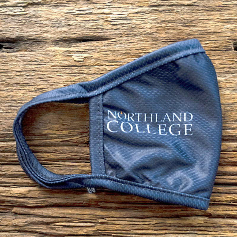 Northland College face mask