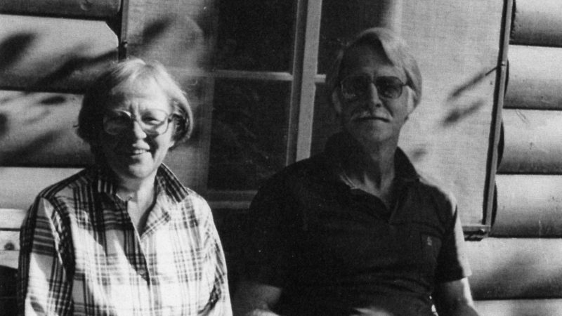 Donna and George Arbaugh