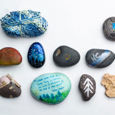 Alumni rocks, class of 2020