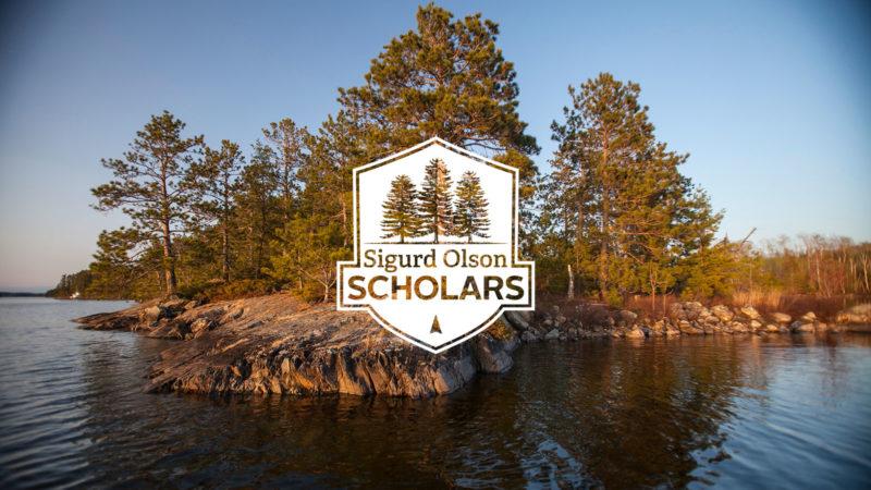 Sigurd Olson Scholars